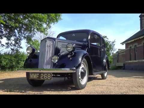 1946 Ford Anglia E04A
