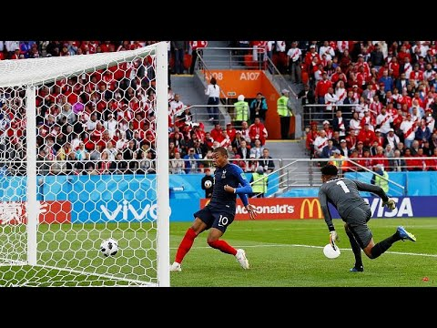Mondial : la France bat le Pérou (1-0) et se qualifie en huitième