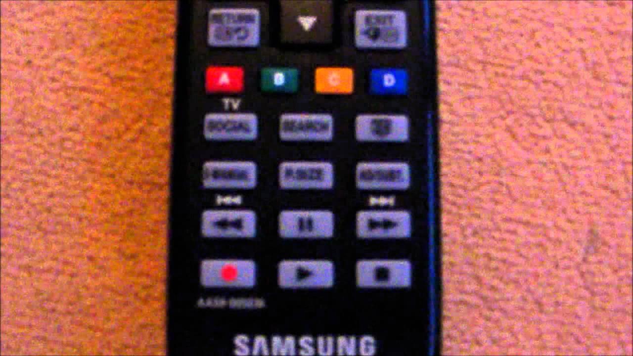Samsung Fernseher Aufnehmen