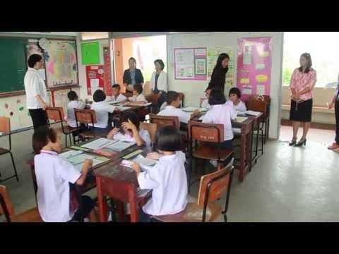 โครงการพัฒนาครูและบุคลากรทางการศึกษาโดยใช้กระบวนการสร้างระบบพี่เลี้ยง Coaching and Mentoring)