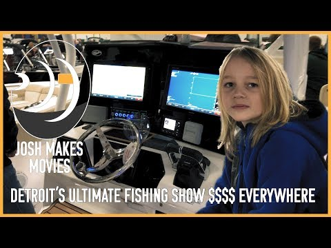 Detroit's Ultimate Fishing Show Outdoor Expo 2019
