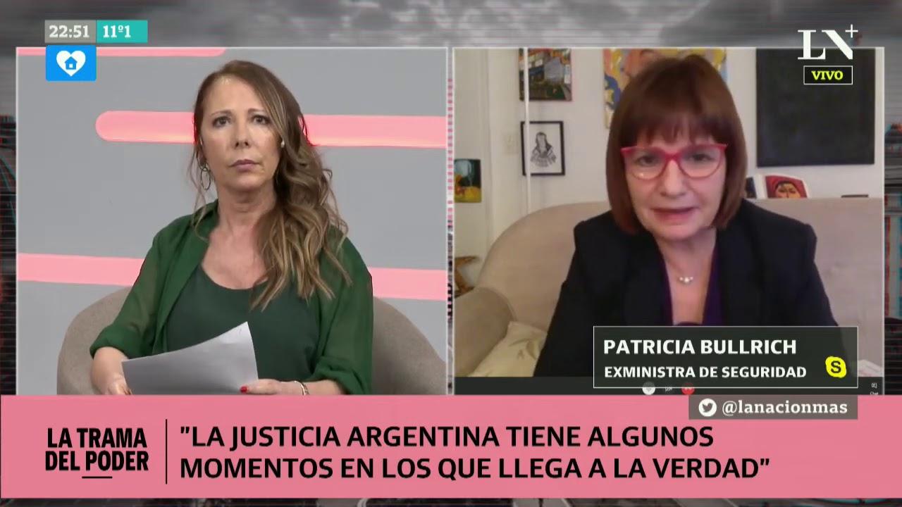 """Patricia Bullrich: """"La investigación judicial a Macri es desmedida"""""""