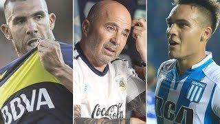 Tevez Hoy piden a Lautaro Martínez en la Selección y la semana pasada no tocó la pelota