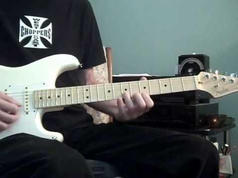 Downtown - Guitar Lesson