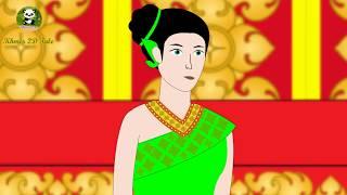រឿងនិទានខ្មែរ សម្លាញ់ពីរនាក់ | Khmer tales Two Brother , Tokata khmer , Khmer cartoon ,