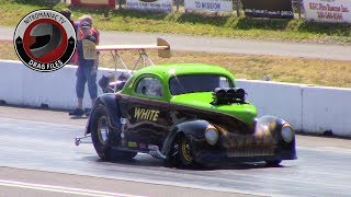 2016 Langley Loafers Old Time Drags Part 2 (AA/Gas Qualifying Session 1)
