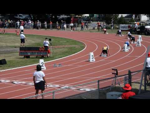 ROYAL CANADIAN LEGION YOUTH NATIONALS 2017 YOUTH BOYS 400M