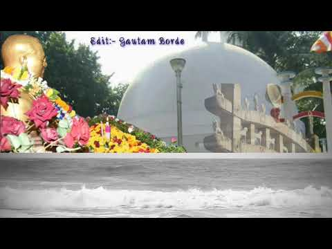 Aare Sagra Bhim Majha Yethe Nijla Shant Ho Jara – 'अरे सागरा 'भिम'माझा' येथे निझला शांत हो जरा!