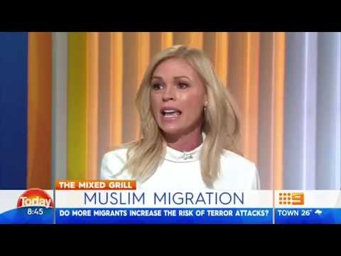 Sonia Kruger Wants to Ban All Muslim Immigration, and Here Are Our Thoughts