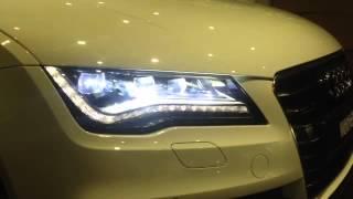 Audi A7 Full Led Headlamp Retrofit