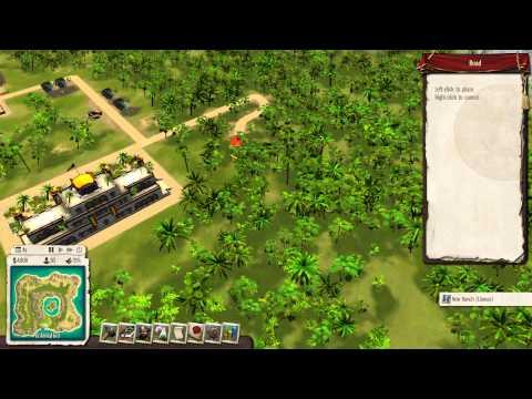 Tropico 5: Ep.1 Welcome to Sun Glass Island |