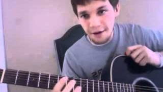 How To Play Hands Down by Dashboard Confessional full song