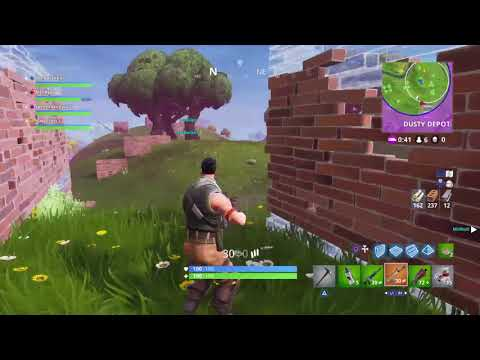 Fortnite winning in squads whole squad lives