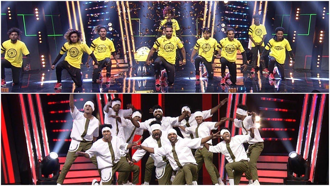 Paadam Namukku Paadam | Aliyans & DR Crew on the floor ! | Mazhavil Manorama