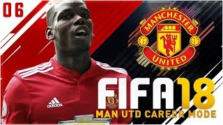 FIFA 18 Manchester United Career Mode Ep6 - OUT OF WINDOW TRANSFER TALKS!!