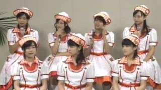 モーニング娘。 亀井絵里 Berryz工房 徳永千奈美.