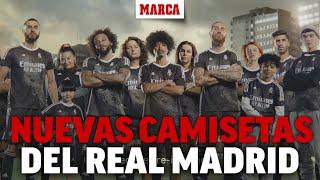 Adidas y Human Race lanzan las nuevas camisetas para el Real Madrid I MARCA