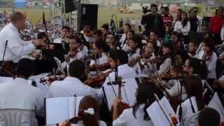 Download Orquesta Nacional Adventista De Venezuela Nucleo UVA. Himno UEFA Champions League MP3 song and Music Video