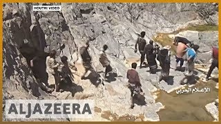 Yemen's Houthi rebels release Saudi attack video
