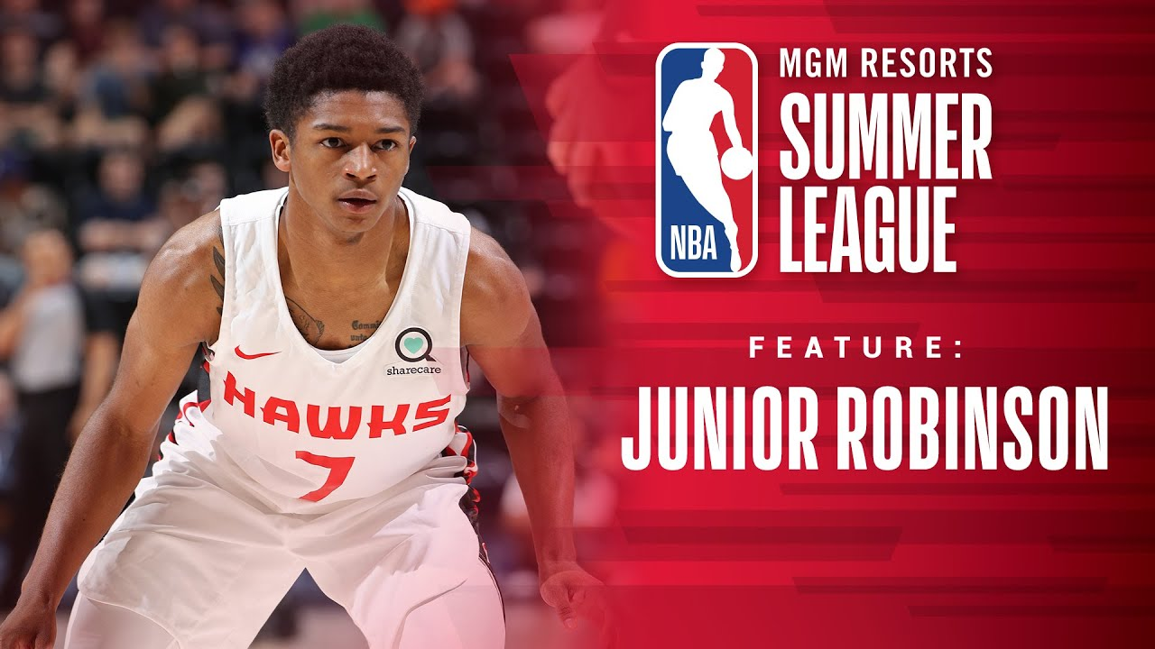 think piece junior robinson Jerome robinson is a 6-5 point guard who can score  i think most draft geeks would consider the night a success  donte divincenzo, villanova, junior.