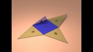 Kare Piramit ve Açılımı