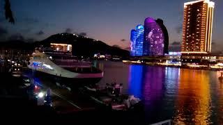 Дома отели на о  Феникс в Санье Китай