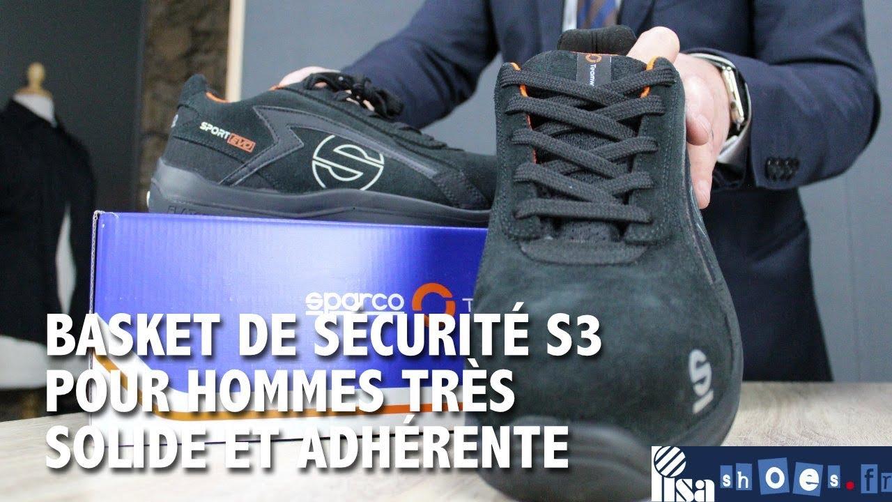 1062ff167e4c5f BASKET DE SECURITE SPARCO SPORT ULTRA LEGERE S3. Lisashoes / Lisavet