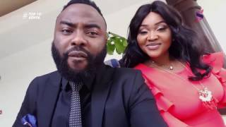 Vj adams' diary with nollywood star mercy aigbe and kunle afolayan