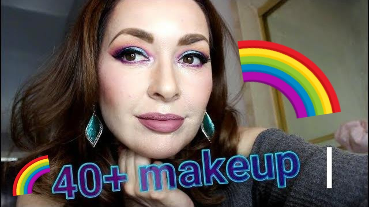 to wear - How to makeup eye wear after 40 video