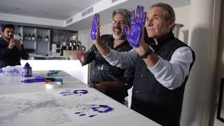 2017 WSLA Handprints Show Jacky Ickx