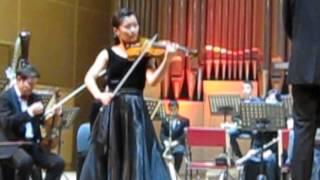 А  Хачатурян - Концерт для скрипки с оркестром, 1 часть. 2011г.