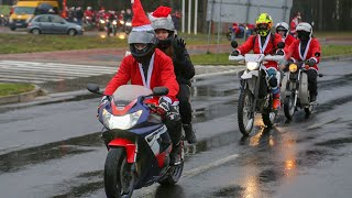 Motomikołajki w Ostrołęce 2019