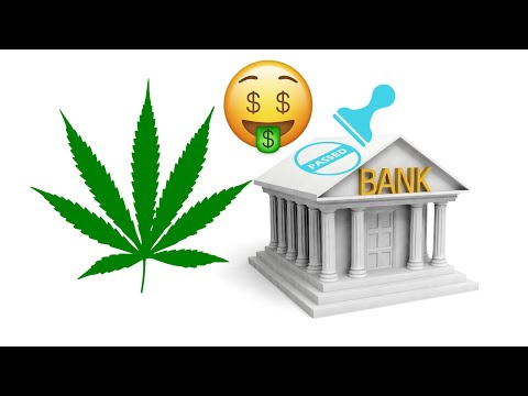 Safe banking act passes! Buying opportunity?