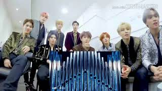 NCT 127 Reaction to BLACKPINK Kill This Love (fanmade)