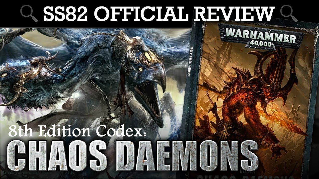 DAEMONS 40K CODEX PDF DOWNLOAD