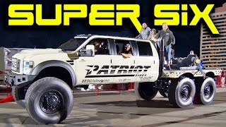 SUPER SIX - 6x6x6 MONSTER Diesel!!