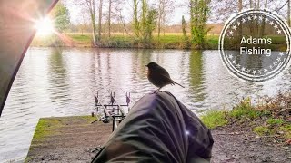 Winter Carp Fishing Day Session 18.01.19