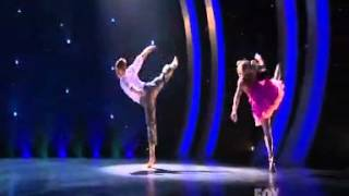 SYTYCD - Lauren and Kent - Contemporary - Collide