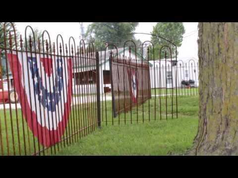4' Fence Install - A Rustic Garden, Ltd. - Mt. Sterling, IL