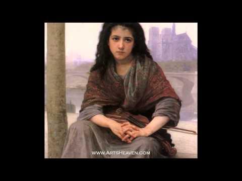 Famous William A. Bouguereau Paintings