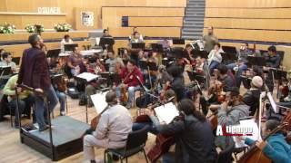 Gaétan Kuchta Orquesta Sinfónica UAEH
