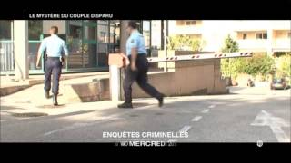 Ba Enquetes Criminelle le mystere du couple perdu Mercredi 20H50 W9  W9  Sidonie Bonnec paul l