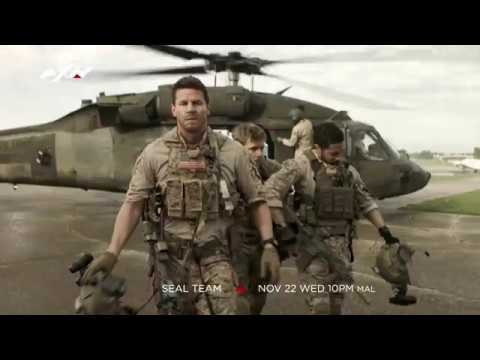 DensTV | AXN HD | SEAL Team Premiere
