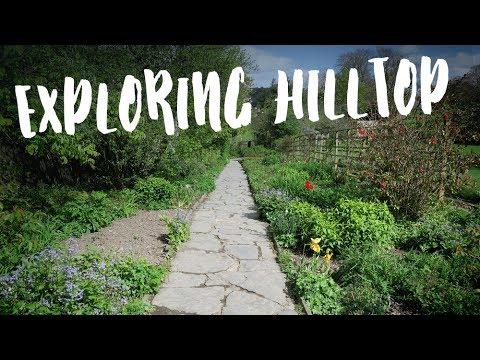 Beatrix Potter's Hilltop & Garden // Lake District Part 4