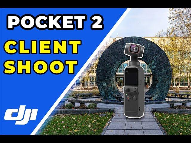 DJI Pocket 2 Real World Client Video Sample