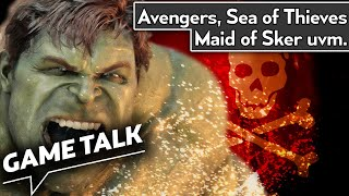 Welches Schicksal erwartet Marvel's Avengers, Star Citizen & Sea of Thieves? | Game Talk