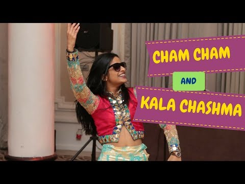 Kala Chashma and Cham Cham