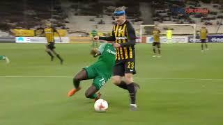 26η Αγ. ΑΕΚ - Παναθηναϊκός: 3-0