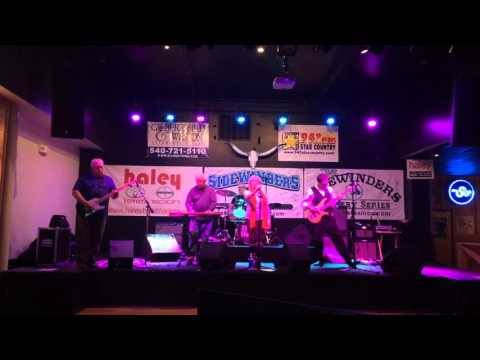 Hot Gossip Blues Band at Sidewinders March 2016