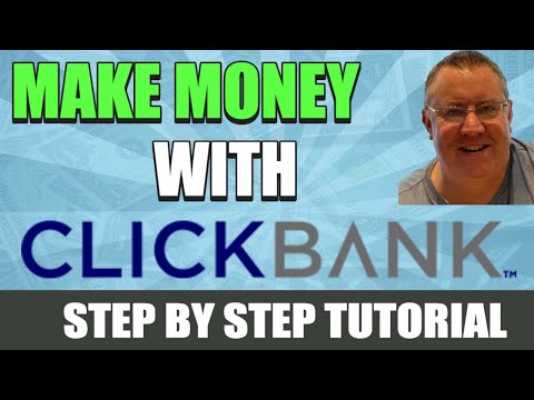 How To Make Money With Clickbank For Free - Beginners Guide